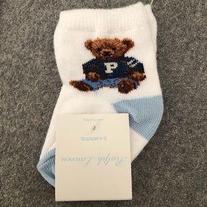 Ralph Lauren baby socks